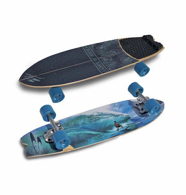 SurfSkate JOB Tropic