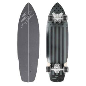SurfSkate Hybrid Blackops Swell Tech